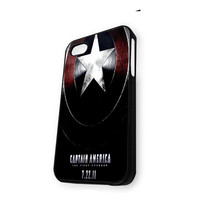 CA SHIELD VINTAGE iPhone 5/5S Case