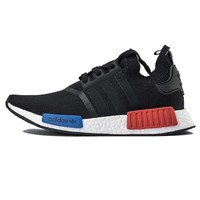 New Arrival Authentic Adidas  NMD Runner PK OG Breathable Men's Running Shoes Sports Sneakers