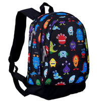 Personalized Backpack - Monogrammed - Monsters