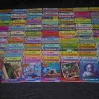 The Complete Goosebumps Series, Collection 1-62