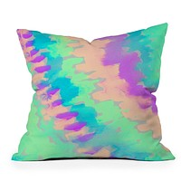 Rebecca Allen Some Kind Of Wonderful Throw Pillow