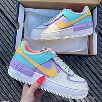 Nike Air Force 1 Shadow low-top men's and women's casual all-match sneakers shoes