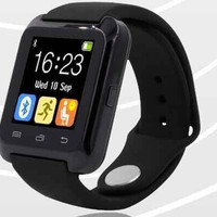 Bluetooth U80 Smart Watch BT-notification Anti-Lost MTK WristWatch for iPhone 4/4S/5/5S Samsung S4/Note 2/Note 3 Android Phone = 1753797636