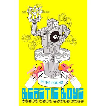 """Poster: Beastie Boys - In the Round Tour (22""""x34"""")"""