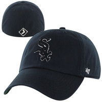 Chicago White Sox '47 Brand Franchise Harbor Fitted Hat – Navy Blue