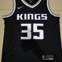 Sacramento Kings #35 Marvin Bagley III Black Swingman Jersey