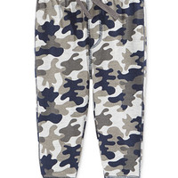 First Impressions Camo-Print Jogger Pants, Baby Boys (0-24 months), Only at Macy's | macys.com