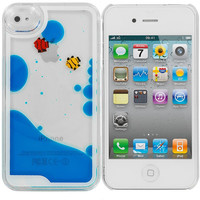 CLEARANCE! Fishes in water Aqua Swimming Fishes Hard Case for iPhone 6
