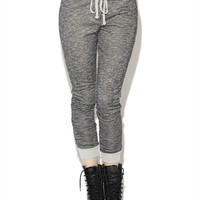French Terry Sweatpant | Wet Seal