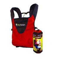 Tomato Red - Compact Baby Carrier
