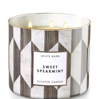 Sweet Spearmint 3-Wick Candle   Bath And Body Works