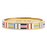 kate spade 'idiom - born to fly' bangle bracelet | Nordstrom