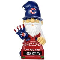Chicago Cubs MLB Garden Gnome 11 Thematic  (Second Edition) xyz
