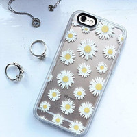 Floral iPhone 6s & 6s Plus Case (Daisies Pattern) by Casetify