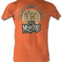 The Munster's Family T-Shirt | vintage TV show shirts at Old School Tees