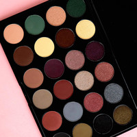 Santa Monica 24 Shade Eyeshadow Palette