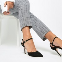 Coco Wren Pointed Heels at asos.com