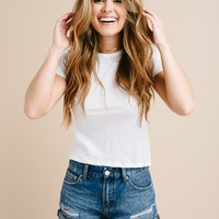 All About the Basics Tee