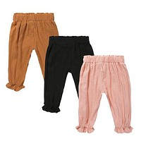Children's Pants Spring Baby Pants born Boy Girls Pants Children's Clothes Baby Long Pants