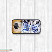 Pop Tart, two variations, Custom Phone Case for Galaxy S4, S5, S6