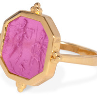 Eloise Fuchsia Ring, Stone & Novelty Rings