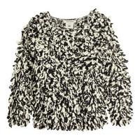 Wool Sweater - from H&M