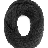 Sparkle Cable Infinity Scarf by Juicy Couture