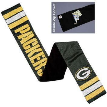 CHEN1ER Green Bay Packers NFL Jersey Scarf