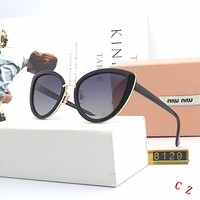 Miu Miu Women Casual Fashion Shades Eyeglasses Glasses Sunglasses