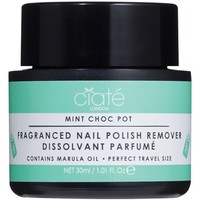 Ciate 'Choc Pot - Mint Chocolate' Nail Polish Remover