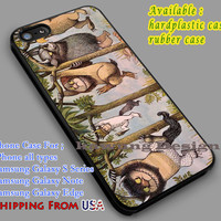 Where the Wild Things Are Carol  iPhone 6s 6 6s+ 6plus Cases Samsung Galaxy s5 s6 Edge+ NOTE 5 4 3 #cartoon #WhereTheWildThingsAre dl3
