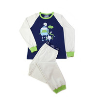 Boys Robot Gang Pajama Set