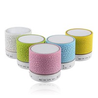 CrackLight Bluetooth Speaker