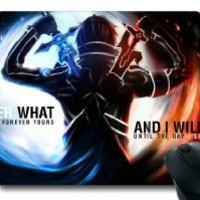 Kirito Sword Art Online Game Mouse Pad/Mouse Mat Rectangle by ieasycenter