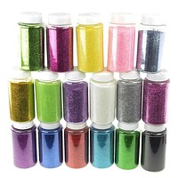 Fine Glitter Bottle, 1-Pound