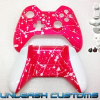 Custom Xbox One Controller Shell/Case with Buttons & Inserts