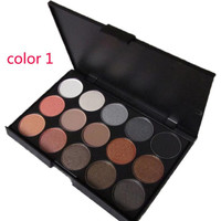15 Colors - 5 Different Styles - EyeShadow Palette - UCANBE Brand