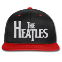 the heatles snapback hat and beanie