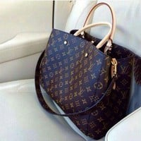 LV Classic Women's Joker Tote Crossbody Bag