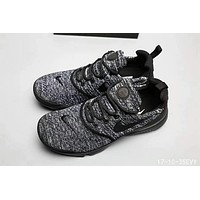 """""""NIKE"""" new knitted net surface breathable sneaker soft-soled running casual shoes Grey I-A0-HXYDXPF"""