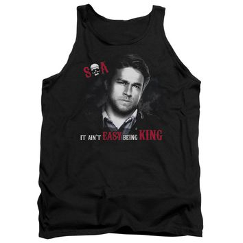 Sons Of Anarchy - Being King Adult Tank