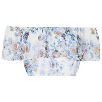 **Frill Crop Top by Glamorous - New In