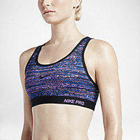 The Nike Pro Classic Pad Static Women's Training Sports Bra.