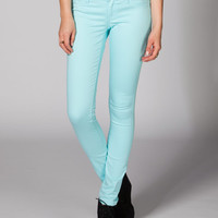 Rsq Miami Womens Jeggings Light Blue  In Sizes