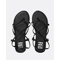 Billabong - Crossing Over Sandals | Black