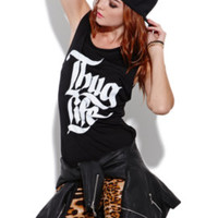 United Couture Thug Life Muscle Tee at PacSun.com