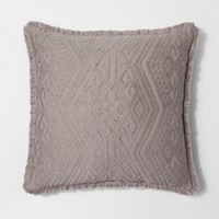 Global Texture Oversize Square Pillow - Threshold™