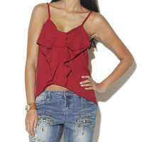 Bow Cami - WetSeal