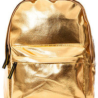 *MKL Accessories The Gold Star Burst Backpack
