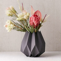 MENU Tall Folded Vase | Urban Outfitters